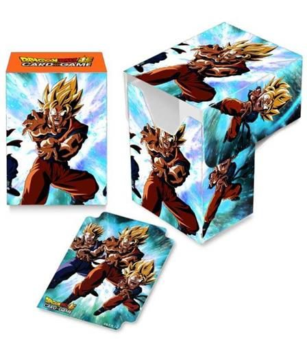 DECK BOX DRAGON BALL SUPER FULL-VIEW SET 3 V4 ULTRA PRO