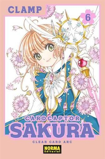 CARD CAPTOR SAKURA CLEAR CARD ARC #06