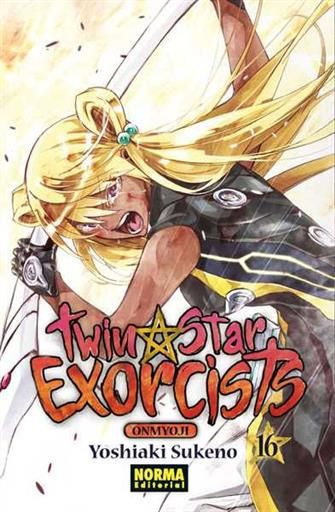 TWIN STAR EXORCISTS: ONMYOUJI #16