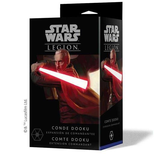 STAR WARS LEGION CONDE DOOKU