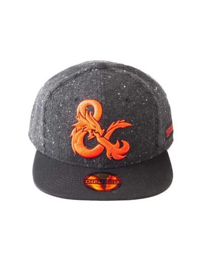 DUNGEONS & DRAGONS GORRA SNAPBACK AMPERSAND