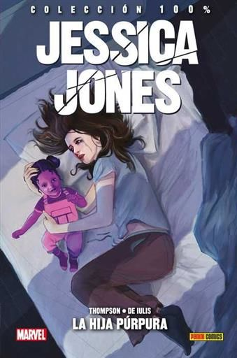 JESSICA JONES #05. LA HIJA PURPURA (100% MARVEL HC)