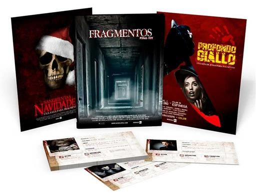 FRAGMENTOS: FINAL CUT JDR COLLECTOR EDITION