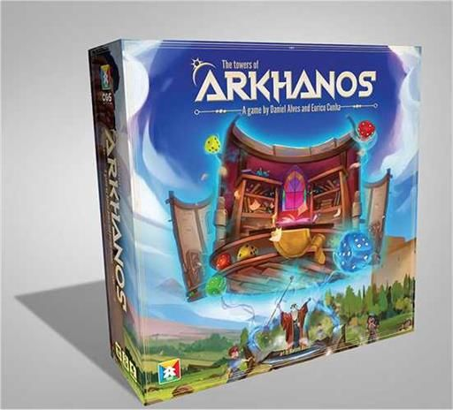 THE TOWER OF ARKHANOS