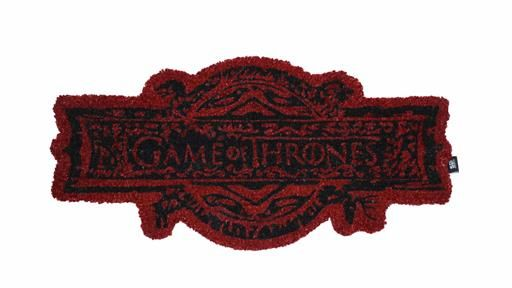 JUEGO DE TRONOS FELPUDO LOGO GAME OF THRONES