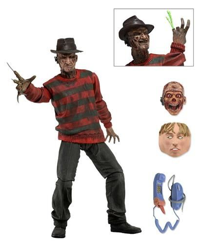 FREDDY KRUEGER 30 ANIVERSARIO FIG 18 CM ELM STREET ULTIMATE FREDDY