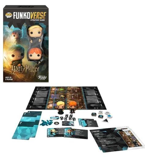 FUNKOVERSE HARRY POTTER 101 - EXPASION CASTELLANO