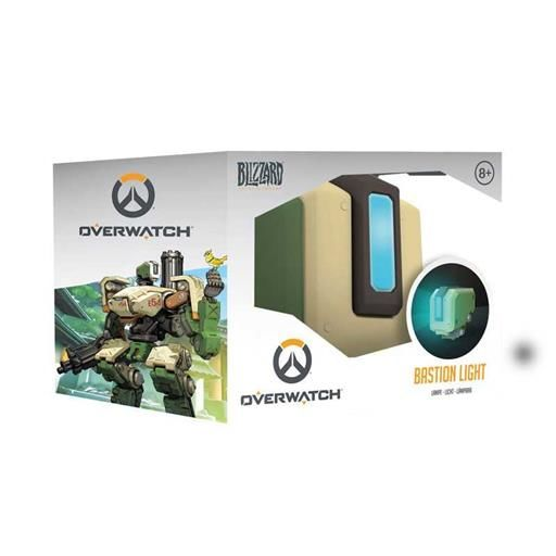 OVERWATCH LAMPARA 12CM BASTION