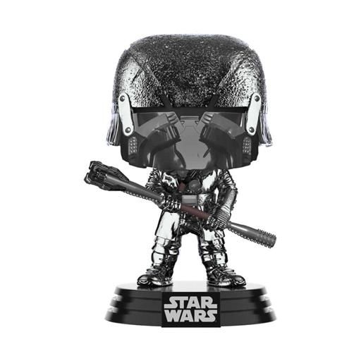 STAR WARS EP.9 FIG 9CM POP KOR CLUB (CHORME)