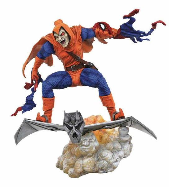 HOBGOBLIN ESTATUA 30.5 CM RESINA MARVEL COMIC PREMIER COLLECTION