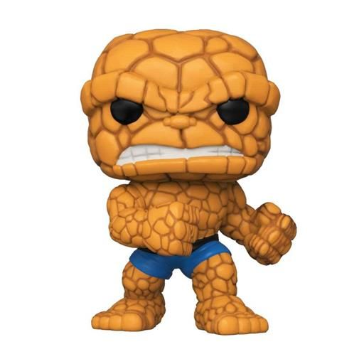 LOS 4 FANTASTICOS FIG 9CM POP THE THING