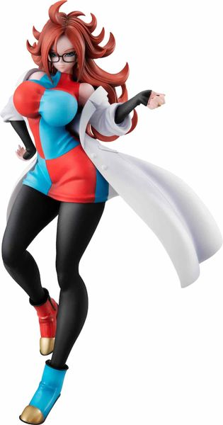 ANDROID Nº 21 FIGURA 21 CM DRAGON BALL FIGHTERZ DRAGON BALL GALS