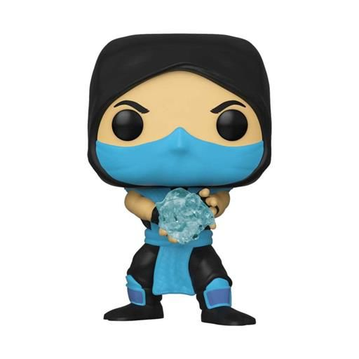 MORTAL KOMBAT FIG 9CM POP SUB-ZERO