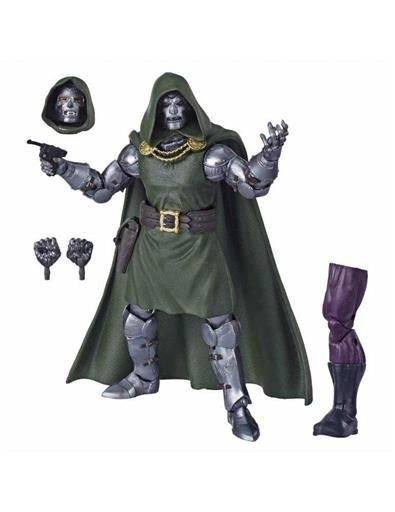 MARVEL LEGENDS FIGURA 19 CM DOCTOR DOOM VARIANT
