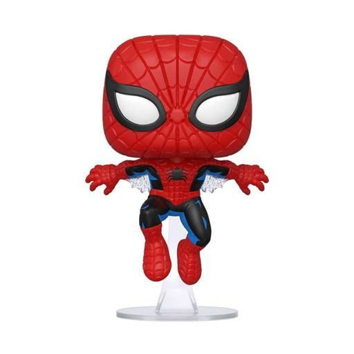 MARVEL 80TH FIG 9CM POP SPIDERMAN (FIRST APPEARANCE)