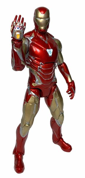 IRON MAN MK85 FIGURA 18 CM MARVEL SELECT AVENGERS: ENDGAME ACTION FIGURE
