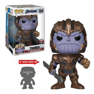 VENGADORES ENDGAME FIGURA 25 CM THANOS POP! MARVEL F-460
