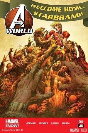 PRW: AVENGERS WORLD #5