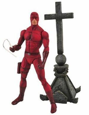 DAREDEVIL FIGURA 18CM MARVEL SELECT