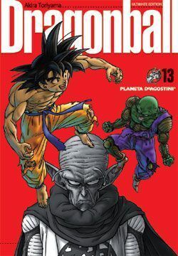 DRAGON BALL ULTIMATE #13