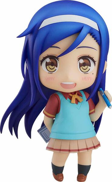 FUMINO FURUHASHI FIGURA 10 CM WE NEVER LEARN BOKUBEN NENDOROID